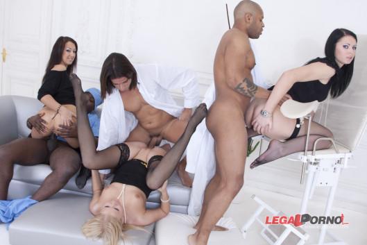orgy anal