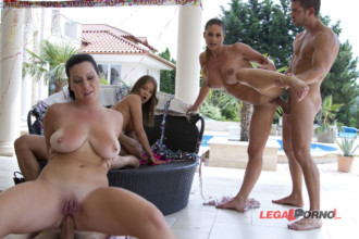 Hot naked women nice tits anal action buttholes fucking for joy