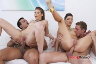 foursome anal