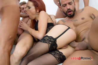 Sex xxx porn free video anal hottie fucked up her ass by group of horny cocks