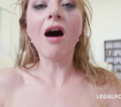 Biggest butt porn 5on1 Luca Bella