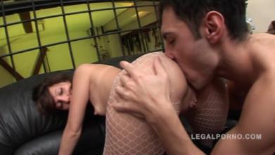 Porn hardcore Alexa Grandi ass banged