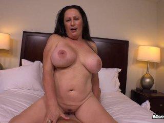 gape big natural tits