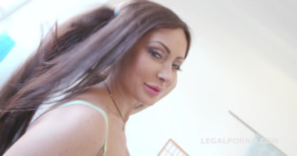 Anal porn hardcore sex Hot Milf Bony Clyde welcome in Porn