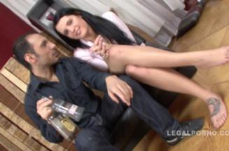 Huge booty anal Kseniya straight to ass fucking
