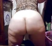 My pussy love's hot cum