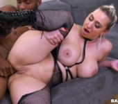 Nina Kayy Gets Her Asshole Stretched