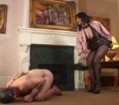 The Queen's Slave Training