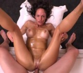 POV Kristy Swinger Cums Quickly