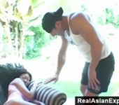 RealAsianExposed – Cute Lucy sodomized by her bf