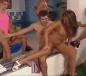 German Teen Orgy 2