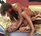 RealMomExposed – Chelsea Zinn's Throat Gets Fucked By Her Master