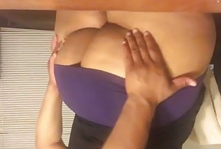 My ex sexy puerto rican and black phat ass spreading