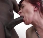 Milf interacial anal