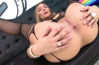 Hot, Dirty-Talking Blair's Butt Fuck