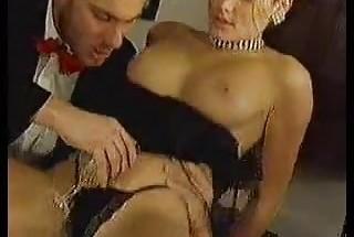 Super hot wife cuckolds hubby