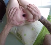 Horny Daddy Punish his Lil PAWG Princess